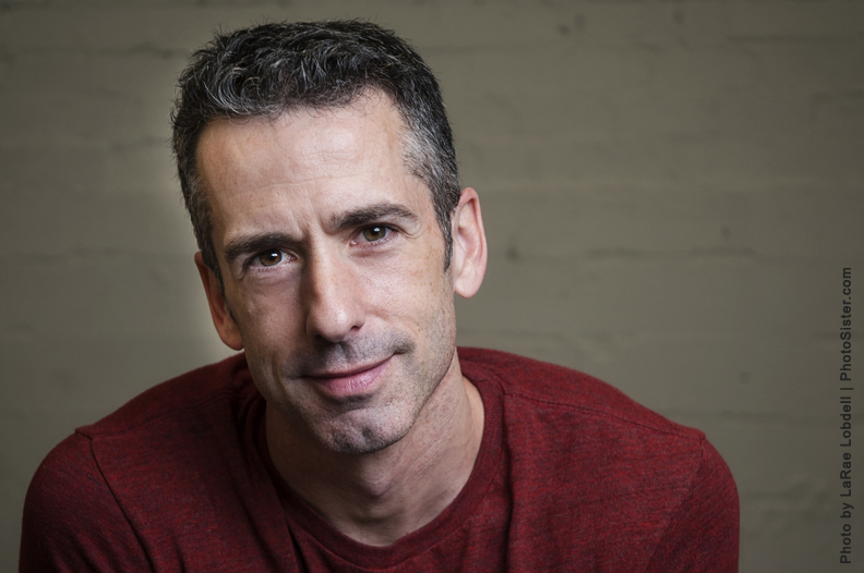 Humanist of the Year: Dan Savage<br /> Photo Credit: LaRae Lobdell | PhotoSister.com