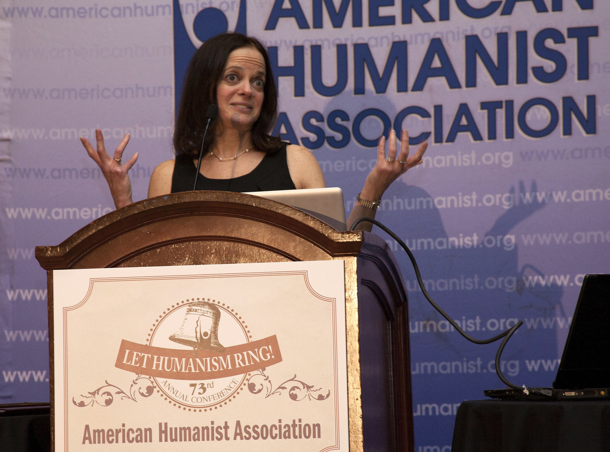 Natalie Angier, Humanist Media Award recipient
