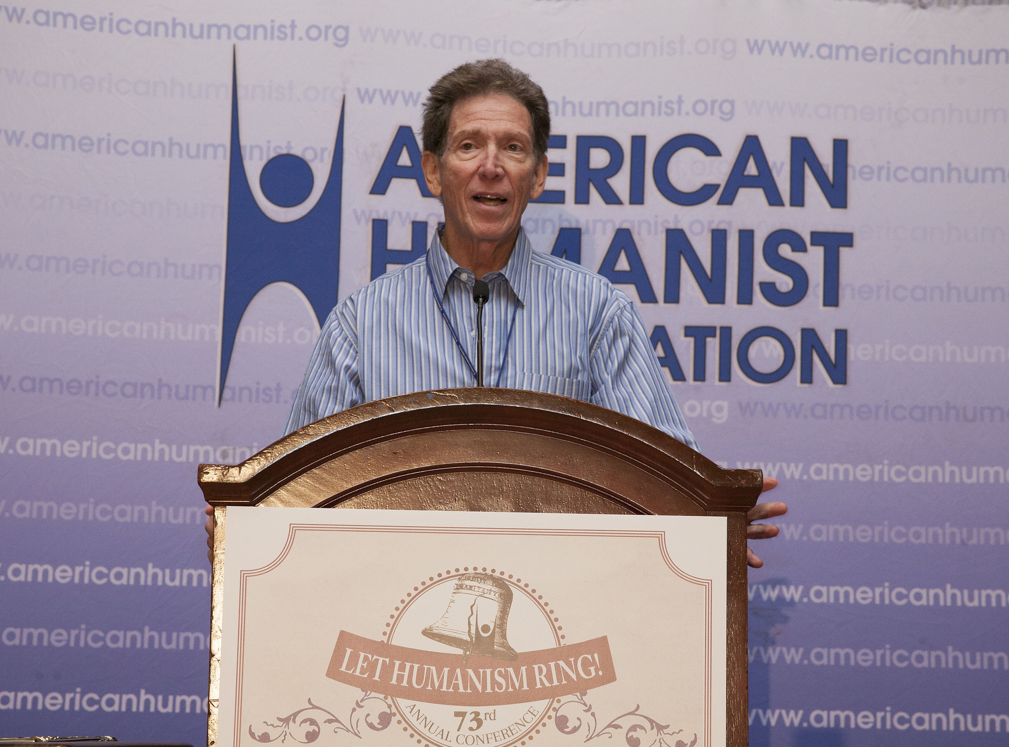 Steve Rade, Humanist Business Award Recipient