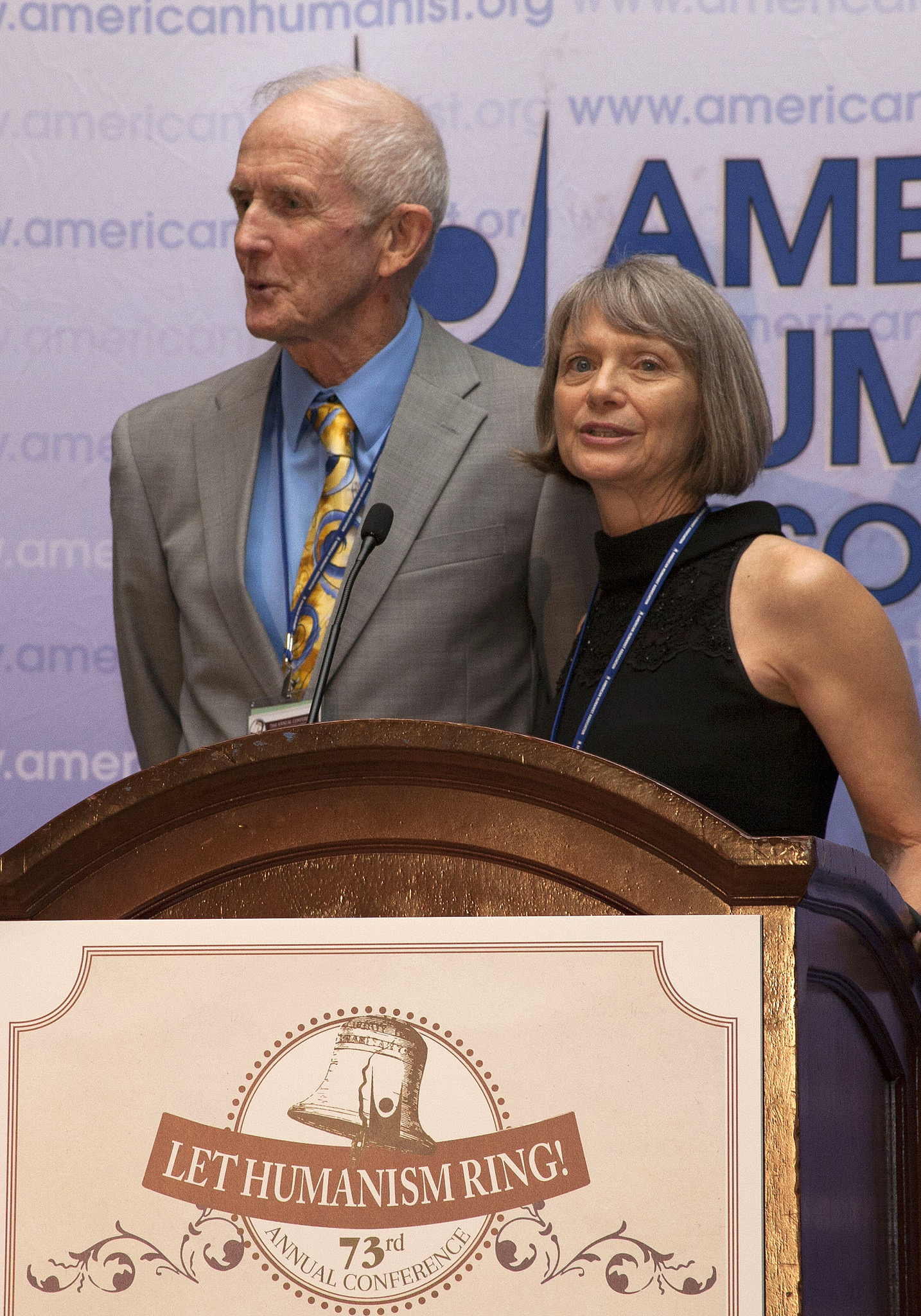 Carol and Don Ardell, Robert G. Ingersoll Orators