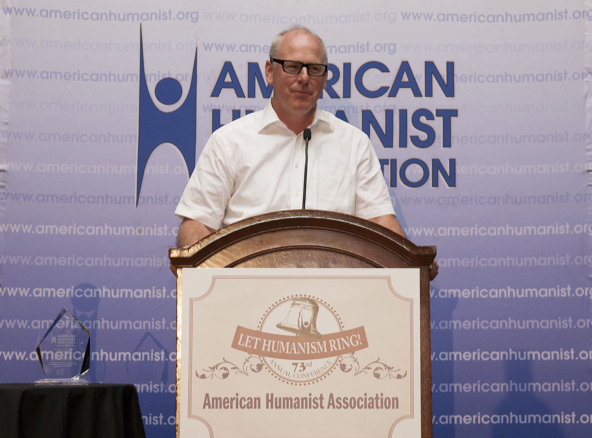 Greg Graffin, Humanist Arts Award Recipient