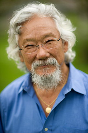 David Suzuki, Award